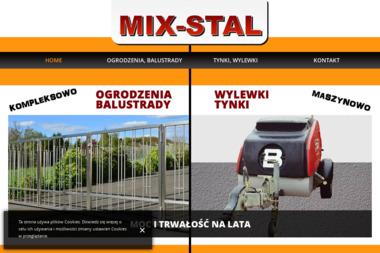 MIX-STAL - Wylewki Samopoziomujące Korczyna