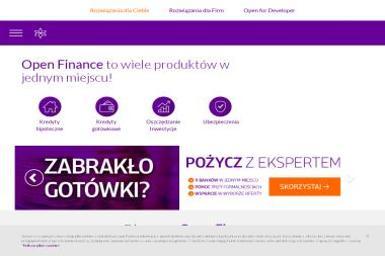 Centrum Finansowe Natalia Opalińska Open Finance - Kredyt Konsolidacyjny Dla Zadłużonych Legnica