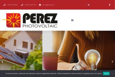 Perez Photovoltaic - Kolektory Słoneczne Katowice