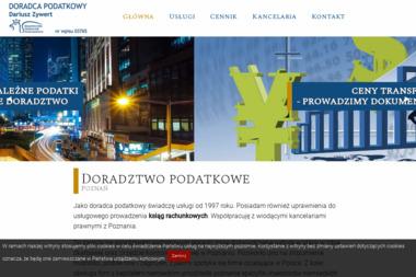 Sfinks Dariusz Zywert Doradca Podatkowy nr 3765 - Sprawozdania Finansowe Poznań