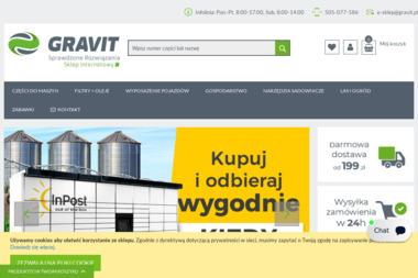 GRAVIT Sp. z o.o. Sp. K. - Dostawcy maszyn i urządzeń Lublin