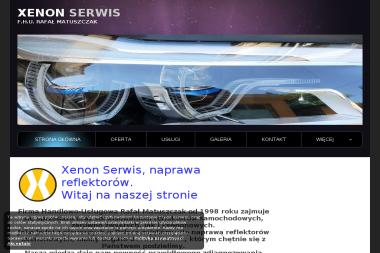 Xenon-serwis.com - Akcesoria motoryzacyjne Poznań