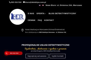 Biuro detektywistyczne Asvalia - Biuro Detektywistyczne Warszawa