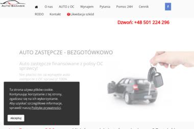 BANASIK PIOTR Auto-Banasik - AUTO ZASTĘPCZE - Samochody Jaworzno