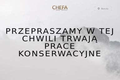 CHEFA - Tartak Mrągowo
