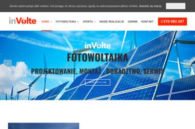 inVolte - Instalacje Fotowoltaiczne Dominowo