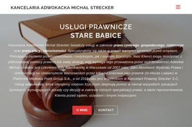 Kancelaria-Ozarow.pl - Adwokat Michał Strecker - Usługi Prawne Ożarów Mazowiecki