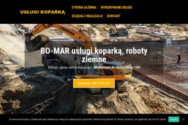 BO-MAR - Roboty ziemne Siedlce