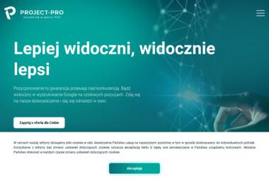 Project Pro - Sklepy Online Rzeszów
