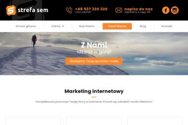 Strefa SEM - Remarketing Adwords Elbląg
