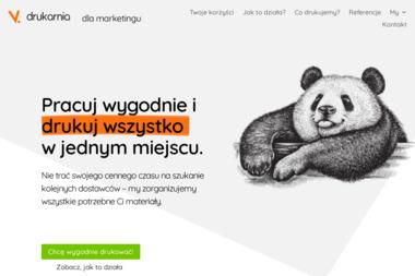 ViEW Sp. z o.o. - Strona www Komorów