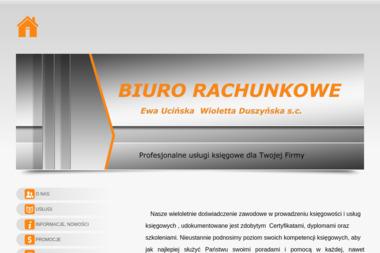 BIURO RACHUNKOWE E.UCIŃSKA I W. DUSZYŃSKA - Kadry Warka
