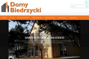 Domy Biedrzycki Przemysław Biedrzycki - Domy pod klucz Leoncin