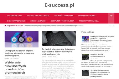 E-success.pl - Projekty Sklepu Internetowego Konin