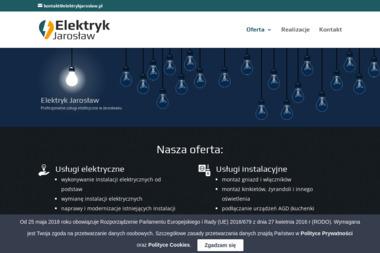 Usługi Techniczne Sołek Bogusław - Montaż oświetlenia Wólka Pełkińska