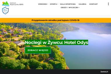 Ośrodek Wypoczynku Odys - Turystyka, sport, rekreacja, usługi Czernichów