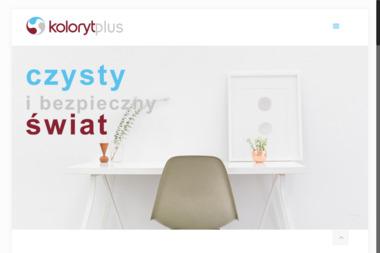 Koloryt Plus Sp. z o.o. - Odśnieżanie dachów Łomianki
