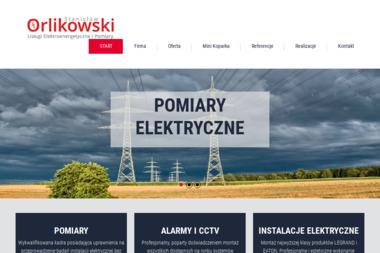 Usługi Elektroenergetyczne i Pomiary Stanisław Orlikowski - Alarmy Zielona Góra