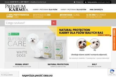 premiumkarmy.pl - Dostawcy i producenci 艢wi臋toch艂owice