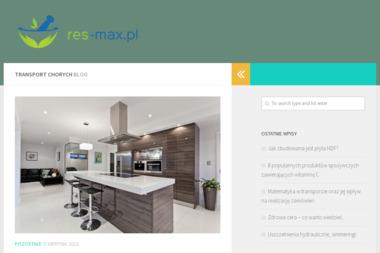RES-MAX sp z o.o. - Leczenie Uzależnień Rzeszów