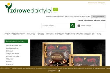 OrganicHouse Sp. z o.o. - Projekty Sklepu Internetowego Kalisz