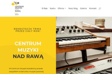 Centrum Muzyki nad Rawą - Szkoła muzyczna - Lekcje Gry na Gitarze Katowice