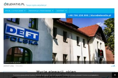 Elevatio - Firma Ociepleniowa Katowice
