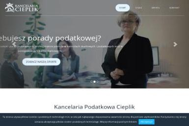 Kancelaria Podatkowa Jolanta Cieplik - Biuro Księgowe Chrzanów
