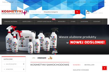 Kosmetyki Samochodowe - Kosmetyki motoryzacyjne Toruń