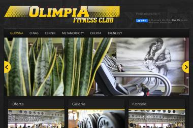 Olimpia Fitness Club - Trening Personalny Olsztyn