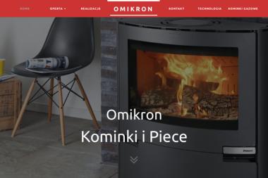 Omikron Marek Piwowarski - Kominki Wentylacyjne Warszawa