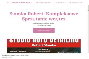 Kompleksowe Sprzątanie Wnętrz Robert Słomka - Paczki Świąteczne dla Dzieci Leszno