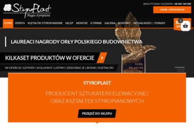 Styroplast s.c. A.T. Bednarscy - Materiały Budowlane Kielce