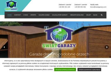 Blaszaki.pl - Garaże blaszane Janowice