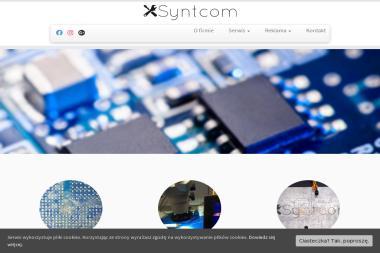 Syntcom Justyna Paul - Naklejki Olsztyn