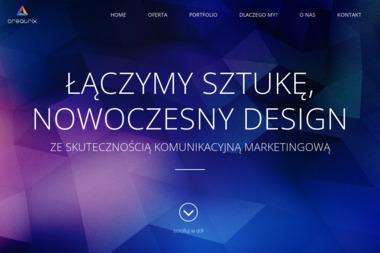 Creatrix Agencja Reklamowa Tychy - Strony WWW Tychy