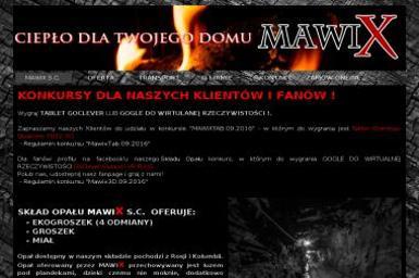 Mawix S.C. - Ekogroszek Tuchom