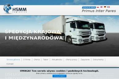HSMM Logistics Sp. z o.o. - Przeprowadzki międzynarodowe Poznań