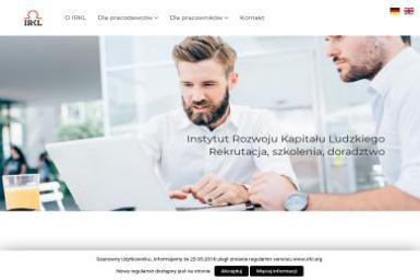 Instytut Rozwoju Kapitału Ludzkiego - Dokształcanie Nauczycieli Olsztyn