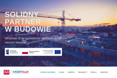 Most-bud sp. z o.o. - Prace Żelbetowe Radom