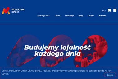 Motivation Direct Sp. z o.o - Agencja PR Warszawa