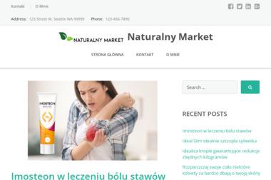 Naturalny Market Grzegorz Czapor, Jacek Skotnicki s.c. - Zdrowa żywność Wrocław