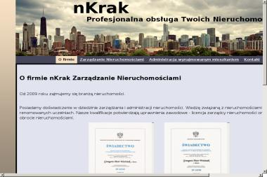 nKrak Zarządzanie Nieruchomościami - Administrowanie Nieruchomościami Kraków