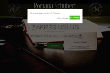Kancelaria Adwokacka adw. Romana Schubert - Prawo Rodzinne Ostrów Wielkopolski