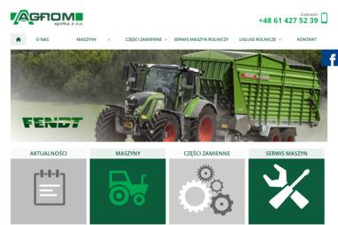 AGROM Przemysław Pruchniewski - Części do maszyn rolniczych Baranowo
