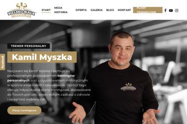 Bielsko-Biała PERSONALNIE - Trener personalny Bielsko-Biała