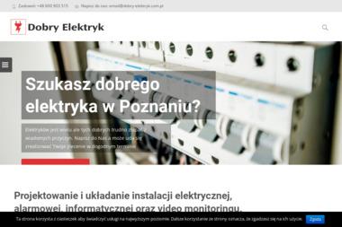 Usługi Elektryczno Budowlane Dawid Pempera - Alarmy Grodziszczko