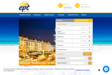 Biuro Podróży Euro Pol Tour Sp. z o.o. - Biuro turystyczne Katowice