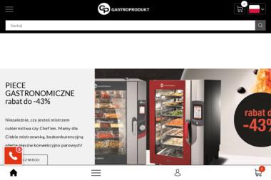 GastroProdukt Rafał Mirek - Sprzedaż Ekspresów Gastronomicznych Olkusz