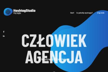 Agencja Interaktywna Hashtag Studio - Grafik komputerowy Lublin